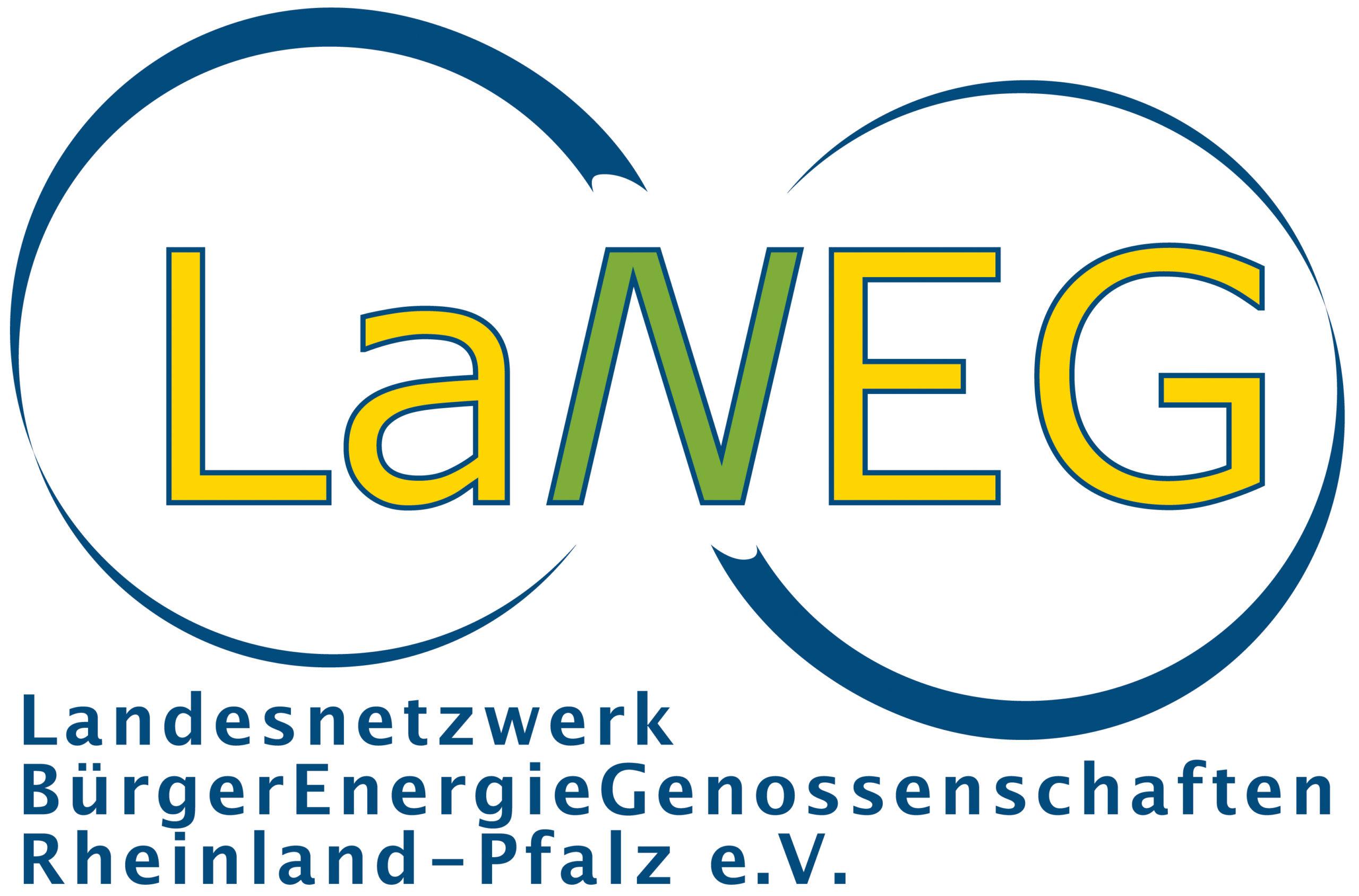 Laneg Logo Rheinland-Pfalz e.V.